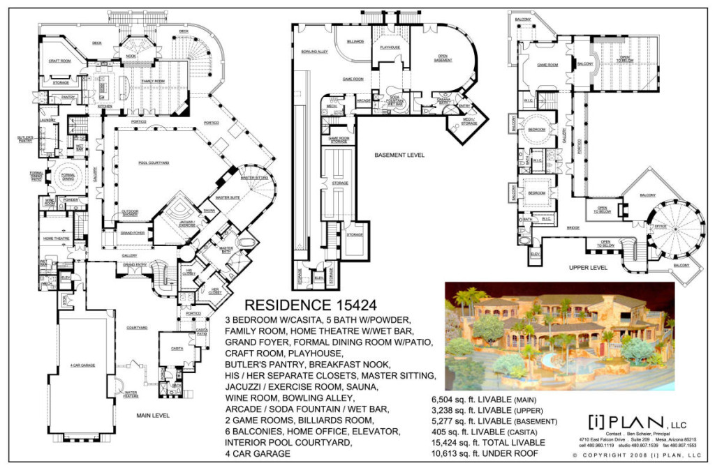 19 fresh house plans over 10000 square feet home plans How to read plans for a house