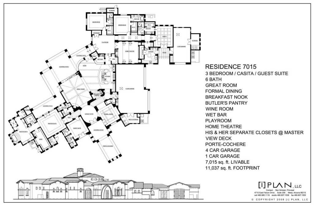 Floor plans for Floor plans for 5000 sq ft homes