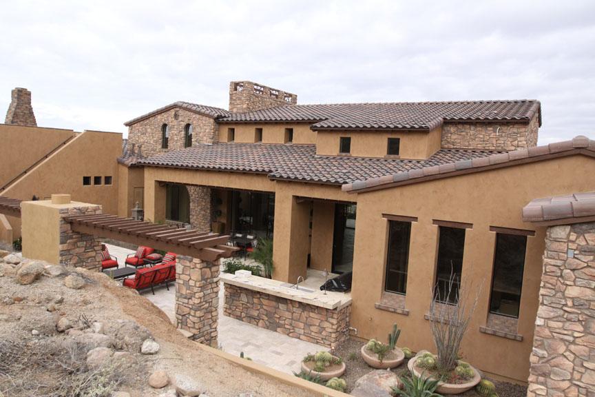 Plans archives i plan llc custom residential and for Custom home plans arizona