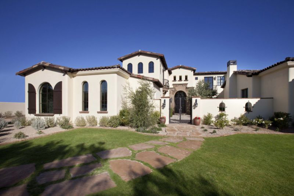 Swell Santa Barbara Style Home Largest Home Design Picture Inspirations Pitcheantrous