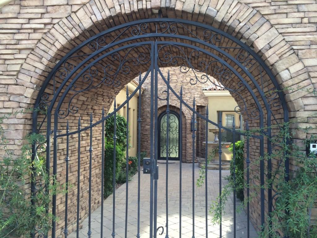 Lot 2 villaggio toscano scottsdale az custom home for Custom home plans arizona