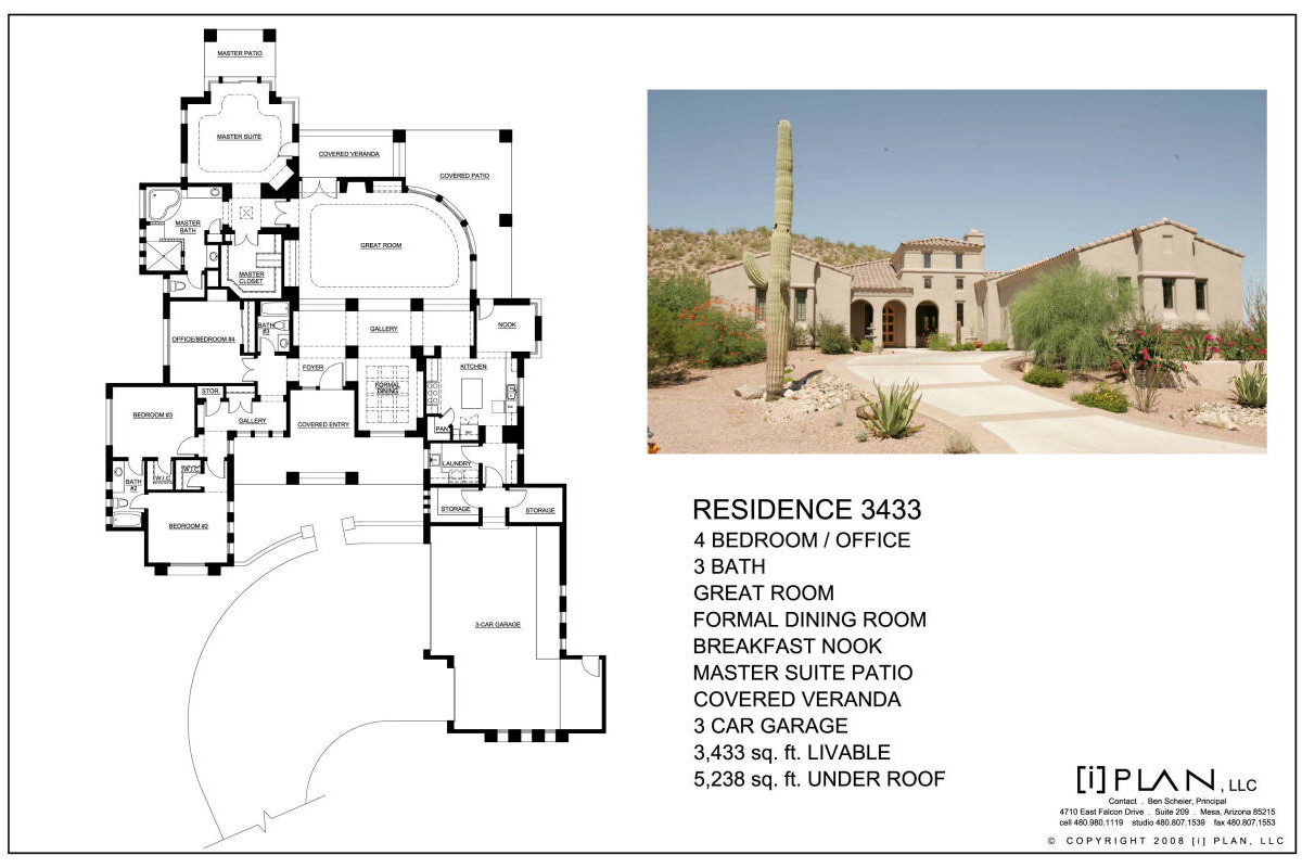 5000 square foot luxury home plans for Floor plans for 5000 sq ft homes