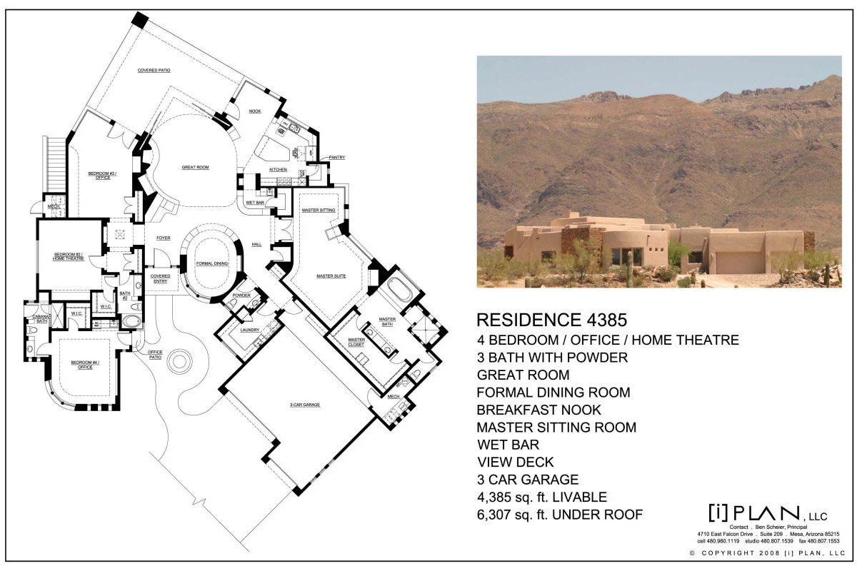 floor plans to 5 000 sq ft