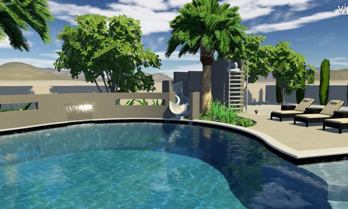 Pool design concept in seville golf and country club for Pool design concepts llc