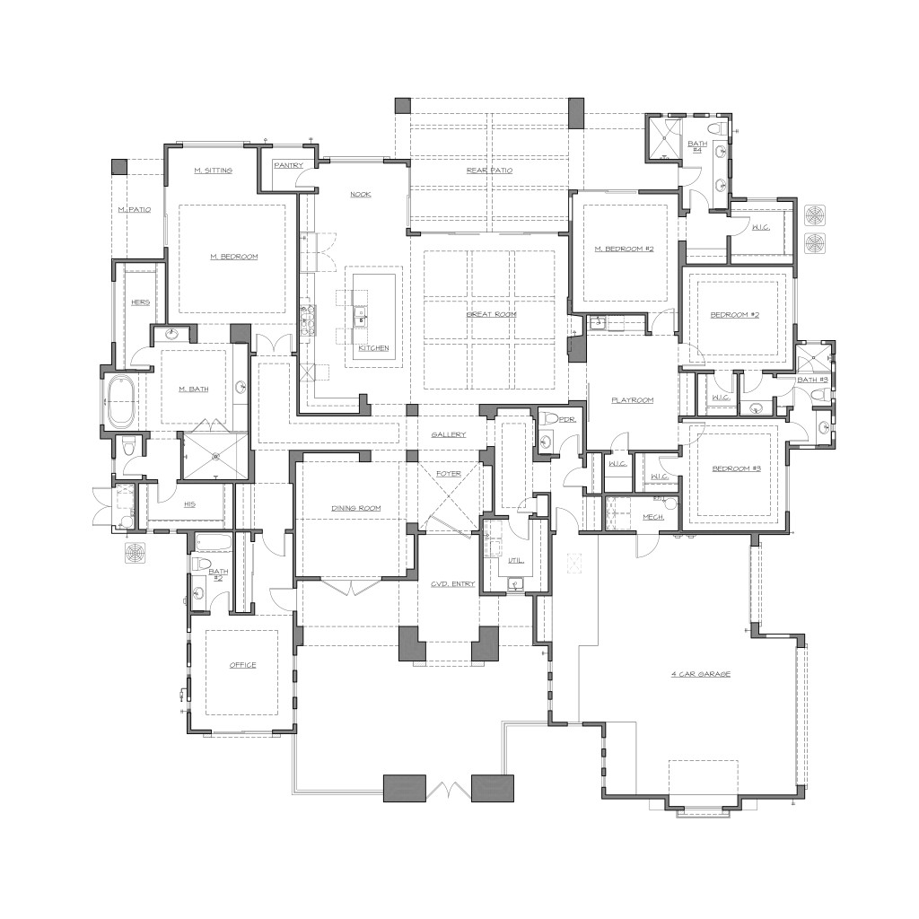 Lot 40 - Floor Plan - XRF-PLAN-5587-1