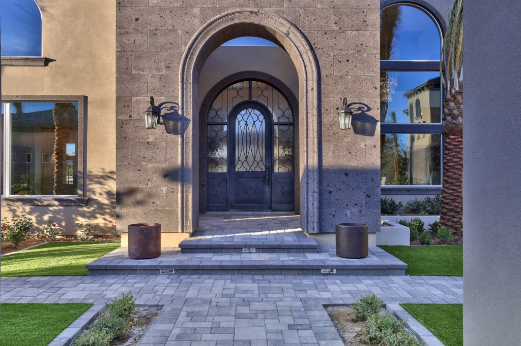 Sawyer Residence - Entry