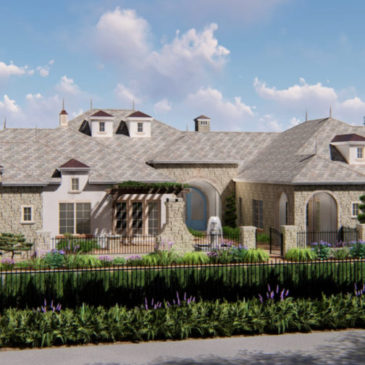 French Contemporary – Currently Under Construction