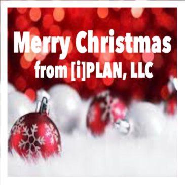 Merry Christmas from I PLAN, LLC