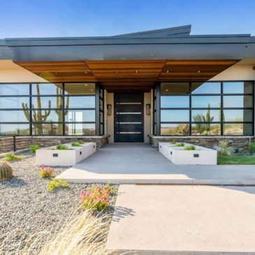 Price Residence – Final Exterior Photos – Las Sendas, Mesa, AZ